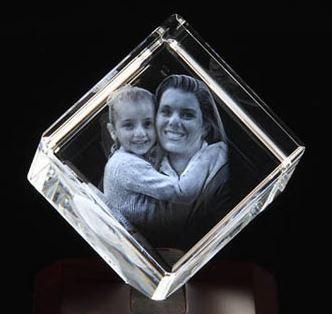 Diamond Shape Crystal (medium)