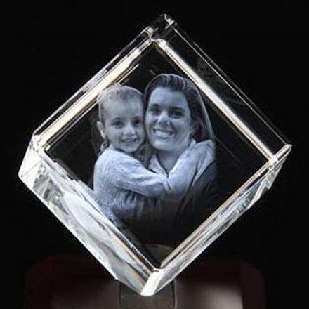 Cristal Diamant Moyen