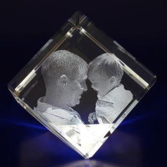 Diamond Shape Crystal (large)