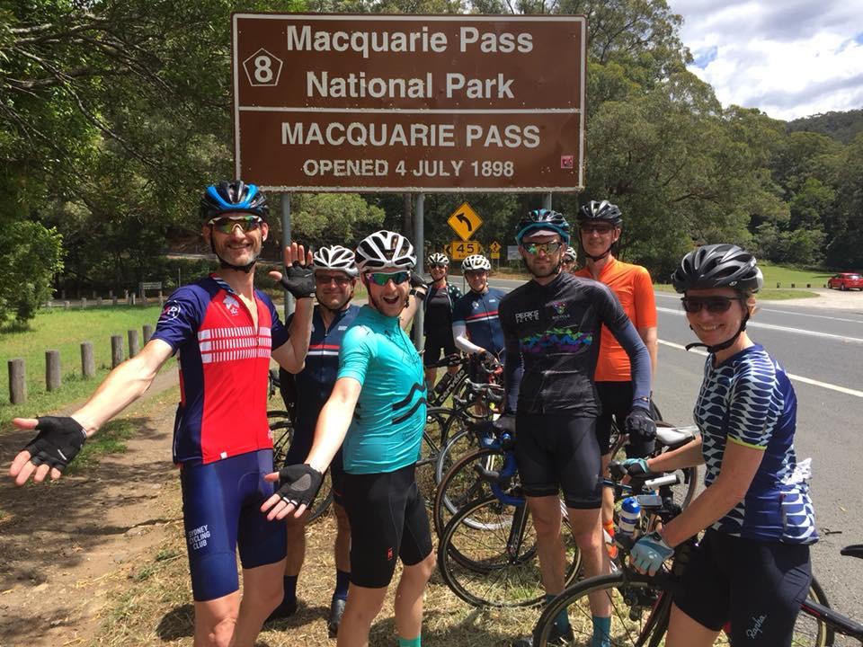 Macquarie Pass