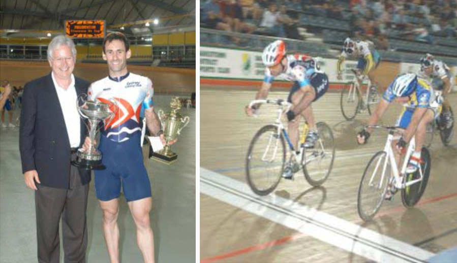2003 Clarence Street Cyclery Cup Dan O'Callaghan