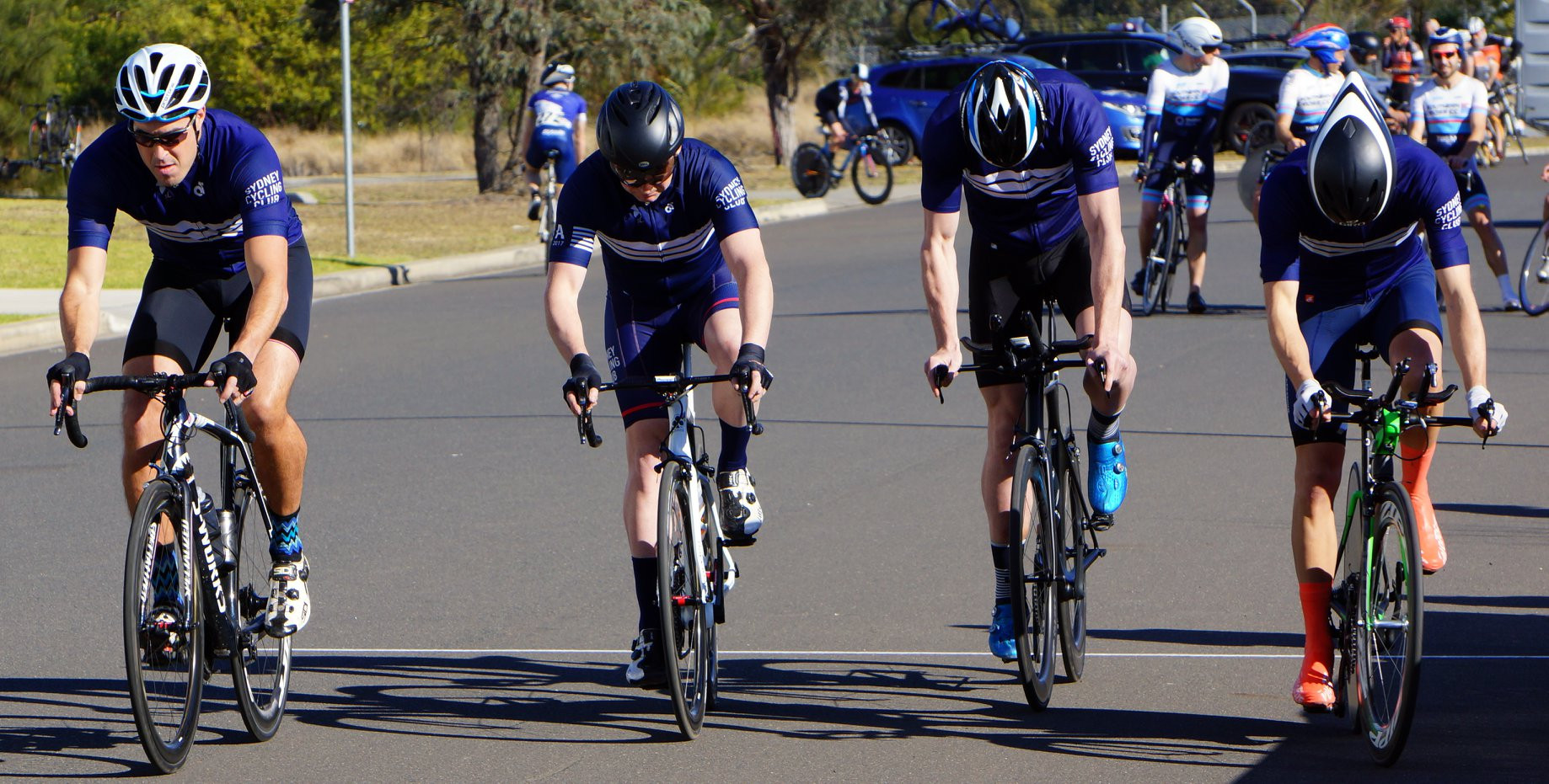 NSW Club Team Trial Championships