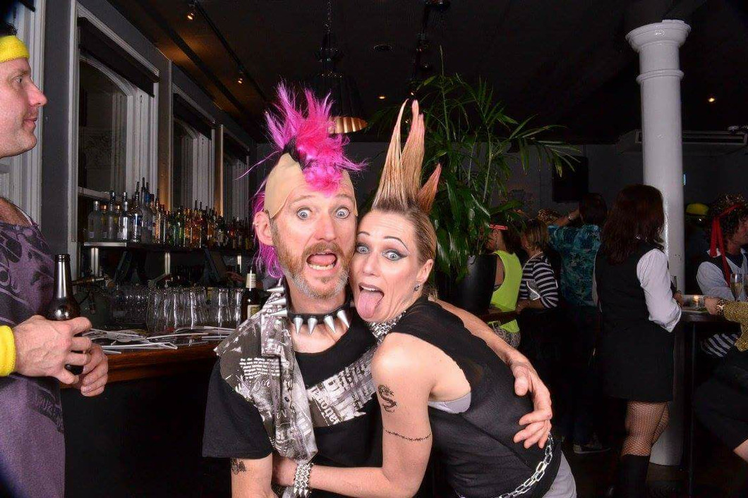 Our 40th Anniversary Fancy Dress Party