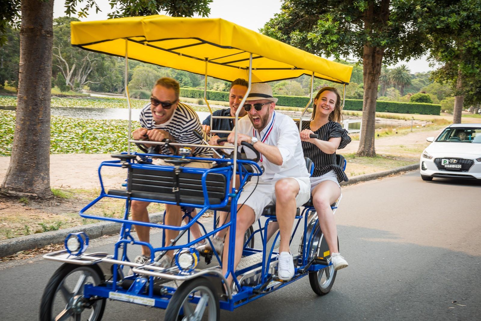 Pedal Car Racing