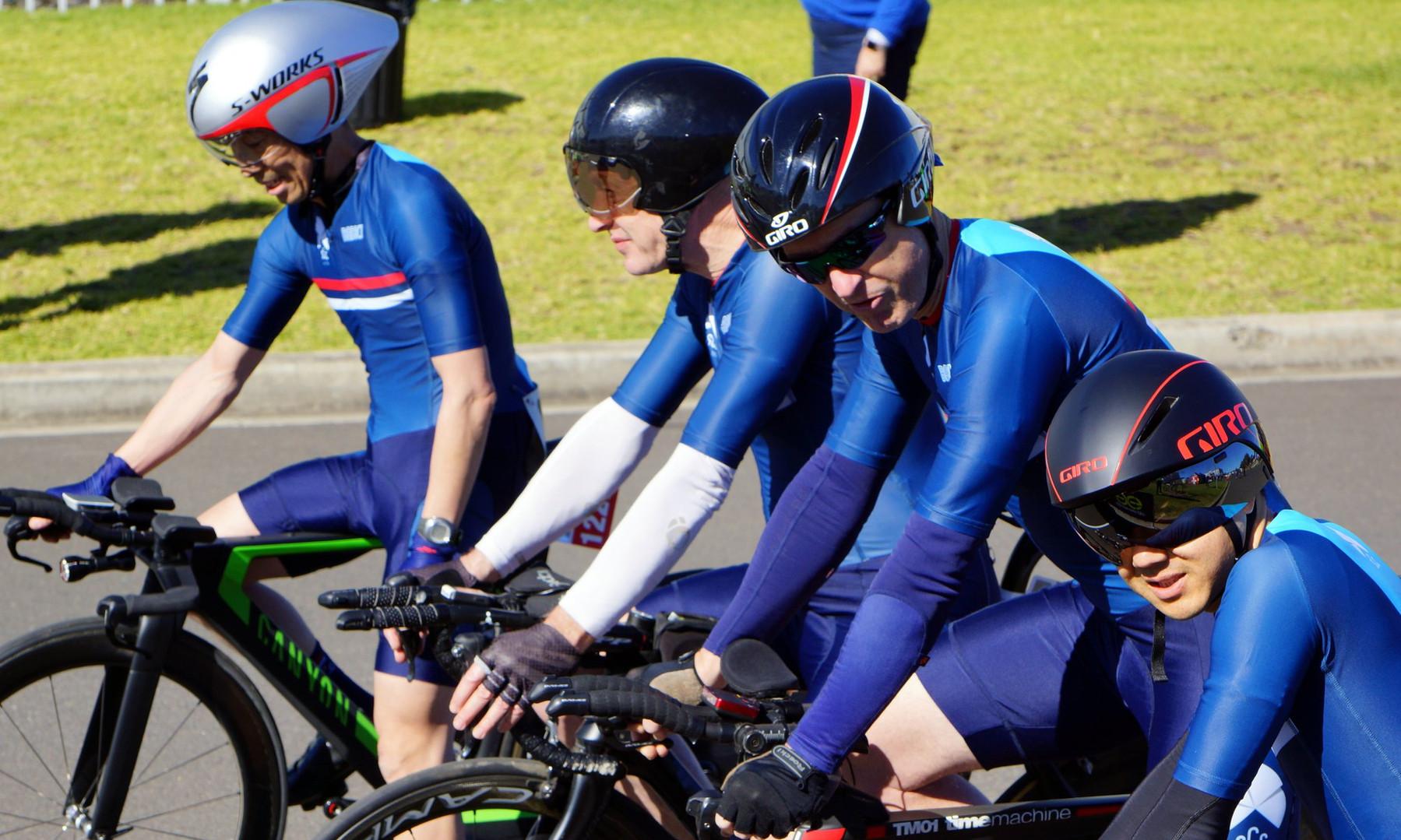 NSW Club Team Trial Championships