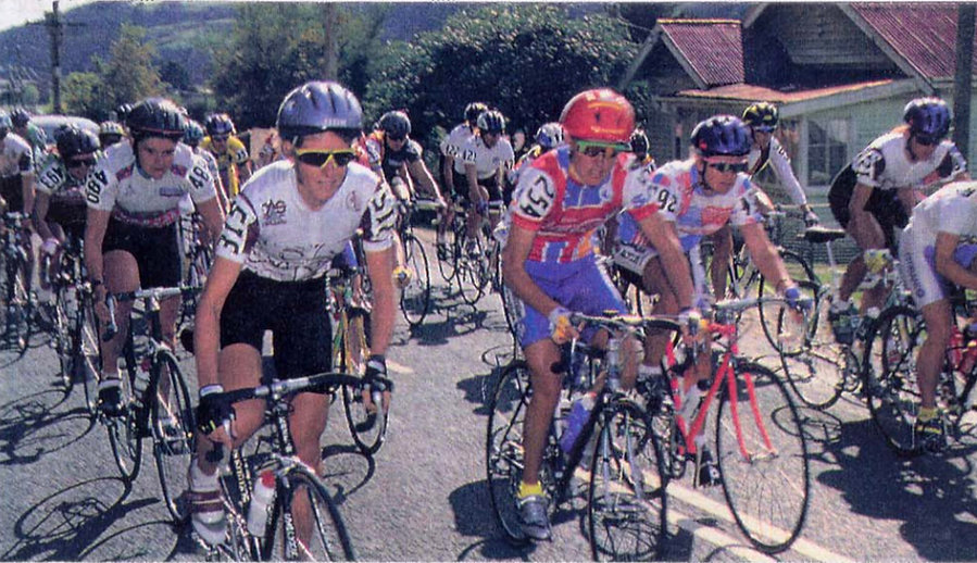 1994 Kerith Duncanson at the Australian National Road Race