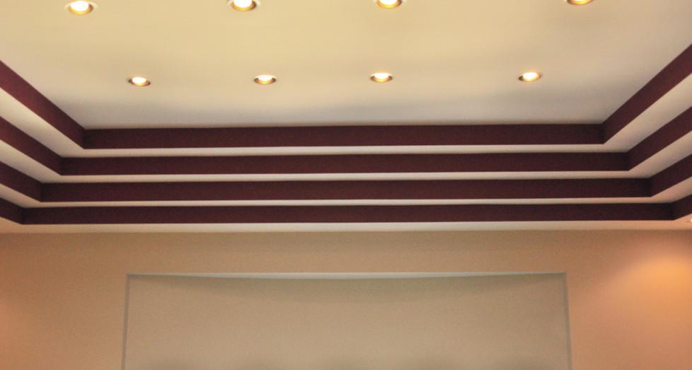 Custom Residential Tray Ceiling