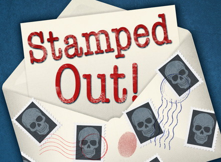STAMPED OUT is up for PREORDER!