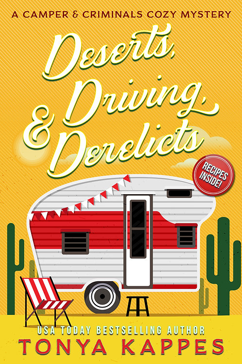 Deserts, Driving & Derelicts