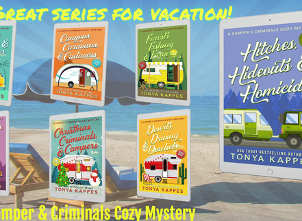 Beaches, Bungalows & Burglaries is on sale for .99!