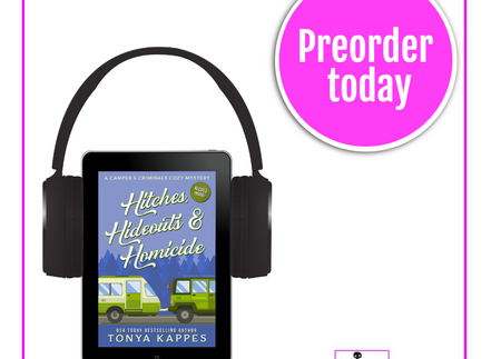 Whooo hoooooo! New Audio preorder!