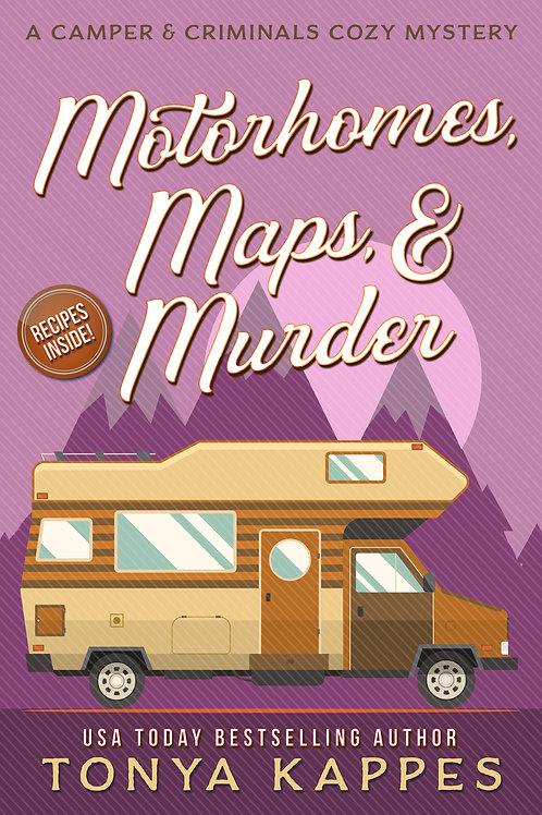 Motorhomes, Maps & Murder