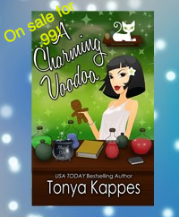 Tonya Kappes Weekly Book Sales