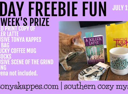 Friday Freebie Fun