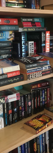 Fiction, Non-Fiction, Childrens, Thriller, Classics + many more