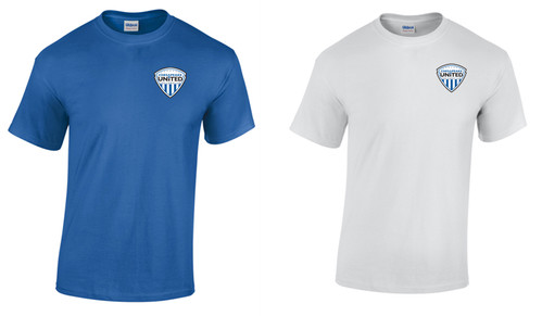 1b61bad150e Chesapeake United Advanced Numbered T-Shirts