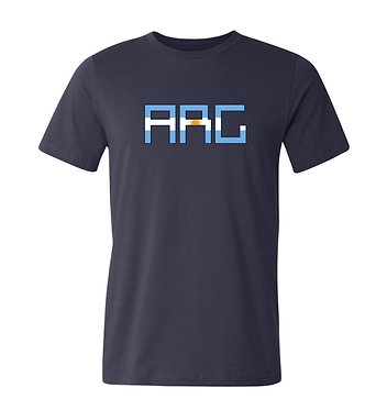 Argentina World Cup Country Tee (Navy)