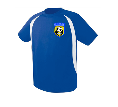 CSC Rec Jersey (Royal Blue)