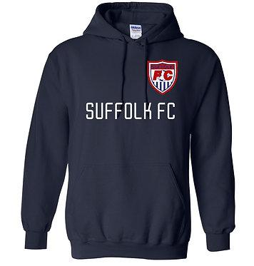 Suffolk FC Hooded Fan Sweatshirt (Various Colors)