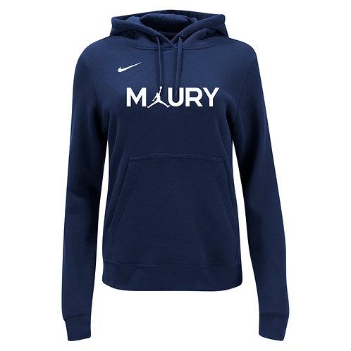Nike Women's Jumpman MAURY Fleece Hoody
