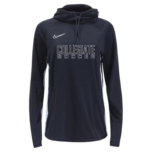 Nike Women's Academy Hoody Collegiate Soccer