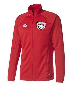 Adidas 2018 SMYRNA SC Jacket (Red)
