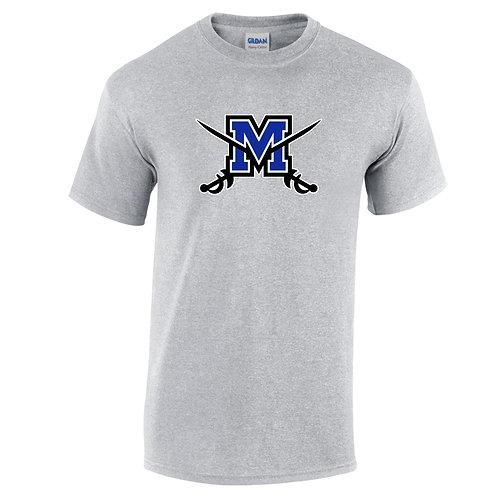 Gildan Softstyle® SS Middletown Soccer Logo Shirt