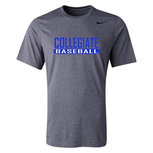 Nike Men's Legend SS Crew Collegiate Baseball