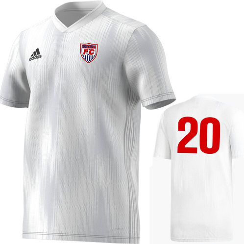 adidas Suffolk FC Jersey 2020 (White)