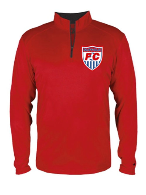 Suffolk FC 1/4 Zip Training Top