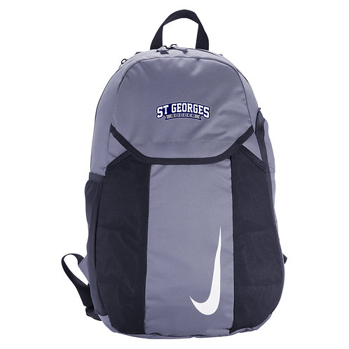 Nike SGTHS Soccer Academy Backpack (Grey)