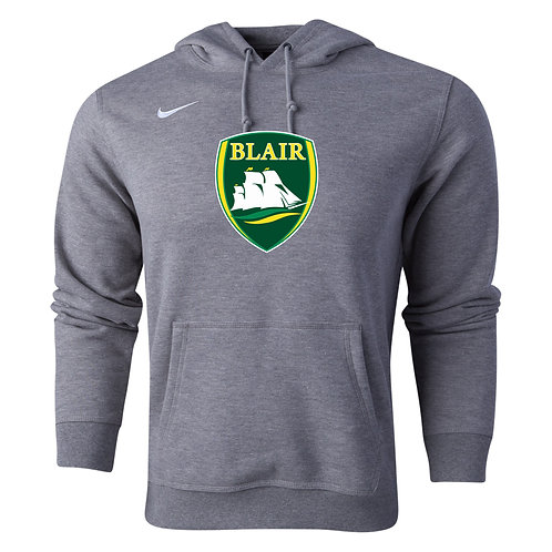 Nike Men's Club Fleece Hoody Blair Logo