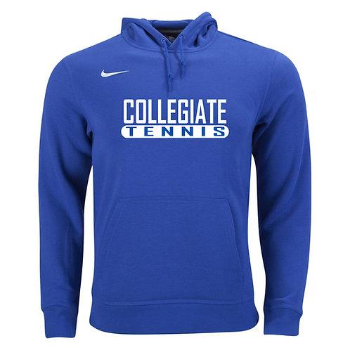Nike Men's Club Fleece Hoody Collegiate Tennis
