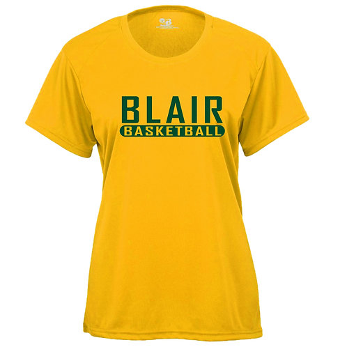 Badger Women's B-Core SS Shirt Blair Basketball