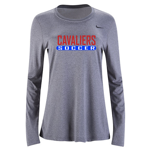 Nike Women's Legend LS Crew Princess Anne Soccer