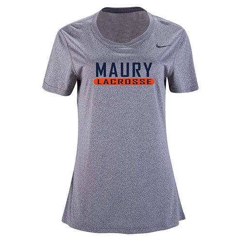 Nike Women's Legend SS Crew Maury Lacrosse