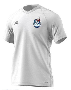 Adidas Franklin Fire Jersey (White)