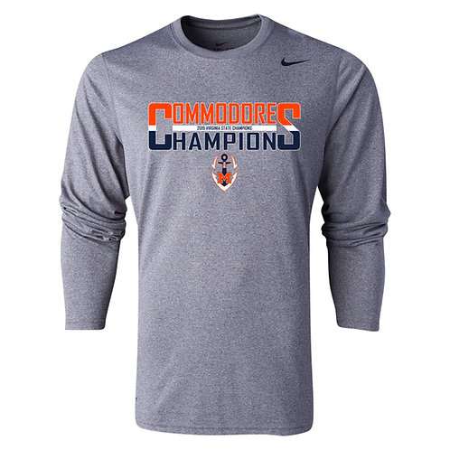 Nike Men's Legend LS Maury Football State Champs