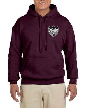 Caravel HS Hooded Sweatshirt (Maroon)