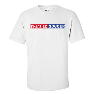 Premier Soccer Fan T-Shirt (Various Colors)