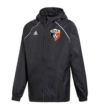 Adidas CSL Advanced Rain Jacket (Black)