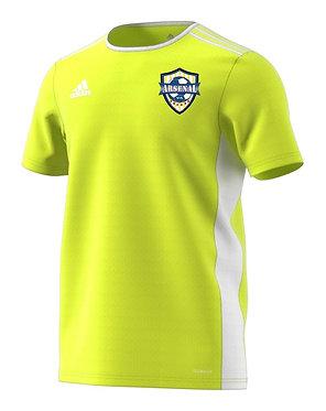 Adidas AYSO Arsenal Jersey (Neon)
