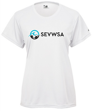 SEVWSA Women's Short Sleeve Jersey (White)