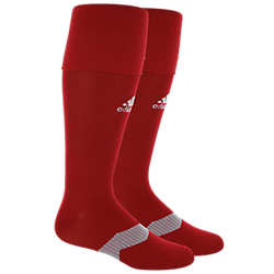 Adidas White Clay SC Sock (Red)