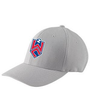 White Clay SC FlexFit Baseball Cap (Various Colors)