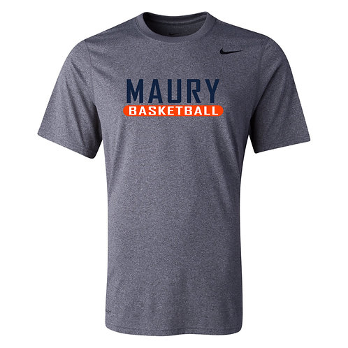Nike Men's Legend SS Crew Maury Basketball