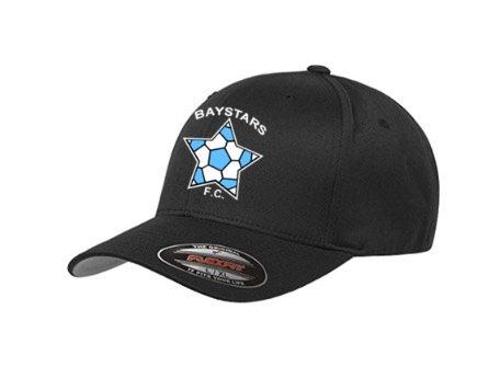 Baystars FC FlexFit Baseball Cap (Various Colors)