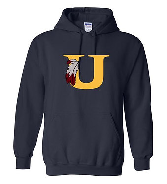Unionville Hooded Fan Sweatshirt (Various Colors)