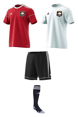 Adidas Carolina United Uniform Package