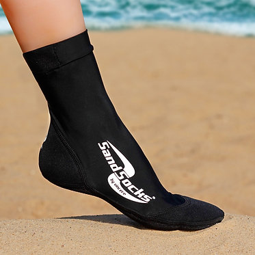 Sand Socks (Black)